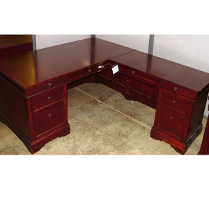 L-Shape-Wood-Desk