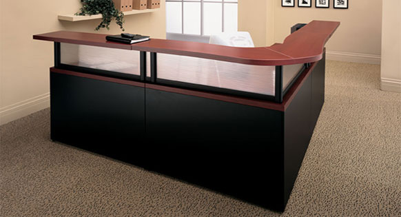 Correlation Series Reception Desk