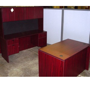 Laminate-Desk-Set