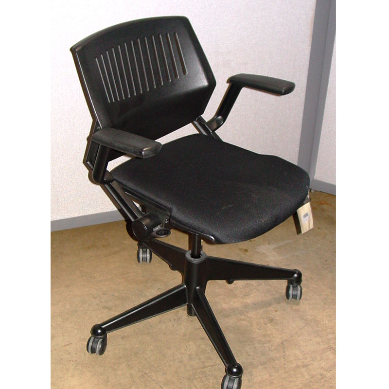 Used Office Desk Chairs 71 Adjustable Black Office Desk