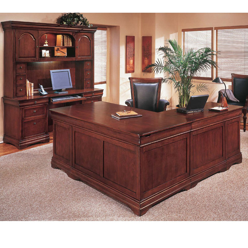 pretty nice 9d5b7 469d2 Dallas Office Furniture | New Traditional Wood Executive ...